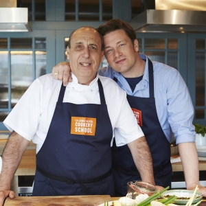 COOK WITH THE PROS: PASTA MASTERCLASS WITH GENNARO CONTALDO