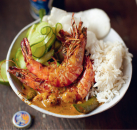 South Indian Prawn Curry